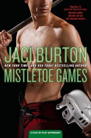 Don't Miss Mistletoe Games a Play-By-Play Anthology by Jaci Burton!