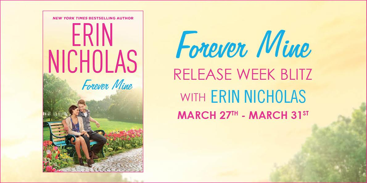 FOREVER MINE  by: Erin Nicholas