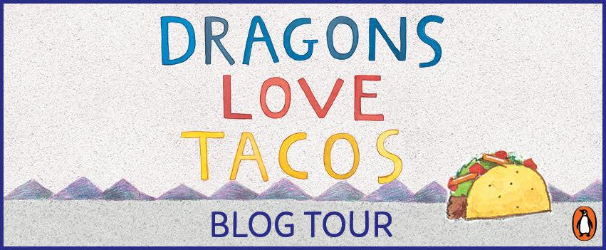 Dragons Love Tacos by Adam Rubin Illustrated by Daniel Salmieri