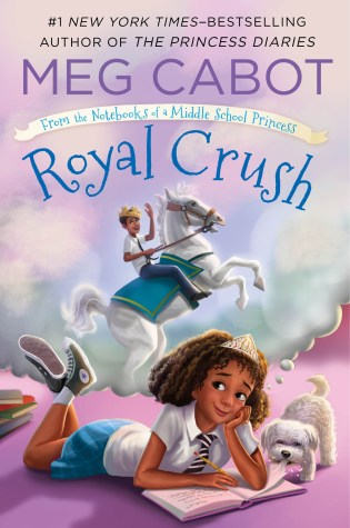 Royal Crush by Meg Cabot