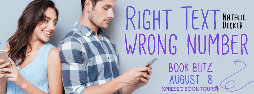 Right Text Wrong Number by Natalie Decker Reid