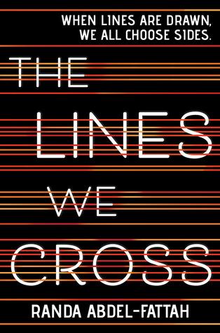The Lines We Cross by Randa Abdel-Fattah.