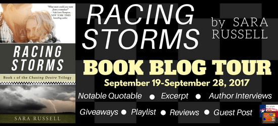 Racing Storms by Sara Russell