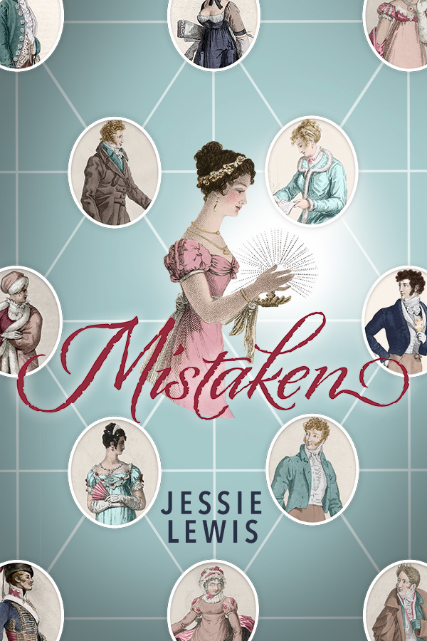 Mistaken by Jessie Lewis