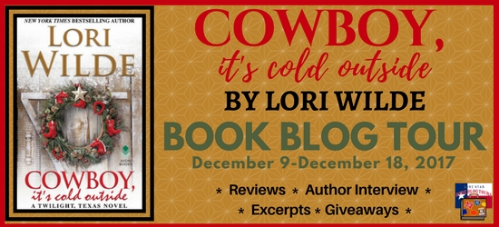 Cowboy, It's Cold Outside by Lori Wilde