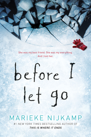 Before I Let Go by Marike Nijkamp