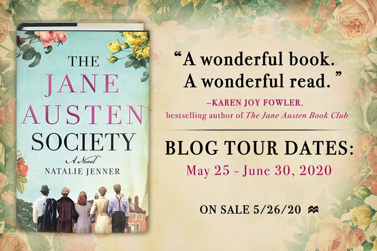 The Jane Austen Society: A Novel by: Natalie Jenner