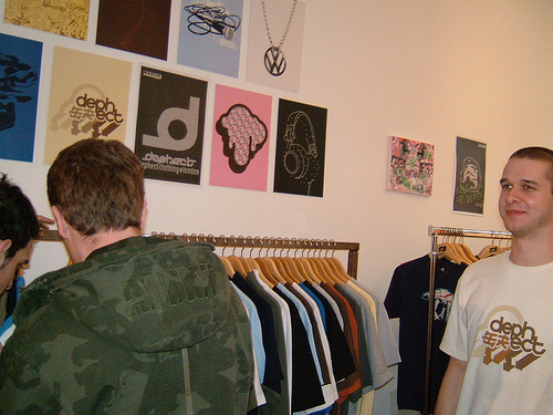 Dephect at Margin London