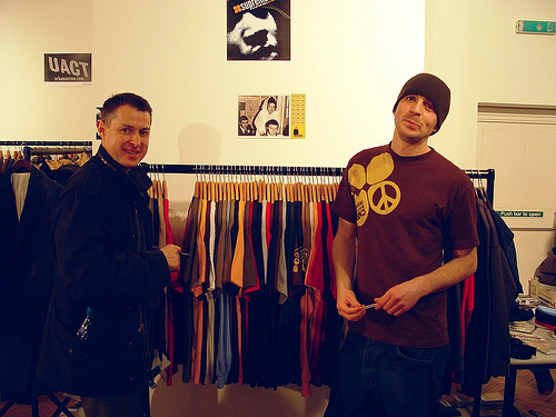 Supremebeing at Margin London