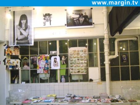 SUPERSUPER MAGAZINE LOUNGE AT MARGIN LONDON AUGUST 2007