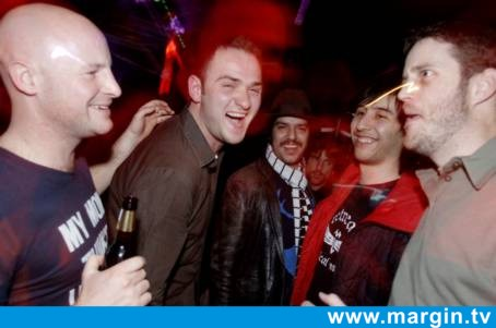 Margin London February 2007 Party Soho Revue Bar + Farstar Clothing with Applied Clothing, Big Fluff, and Retreat Clothing