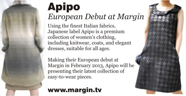 Apipo + Exhibition Preview + FEB 2013 + Margin London Tradeshow +