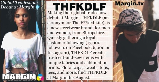 August 2013 Preview + THFKDLF at Margin London