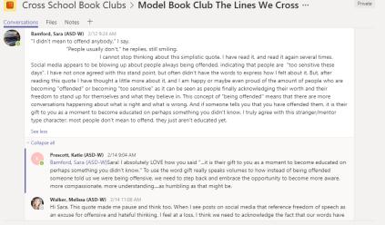Model Book Club