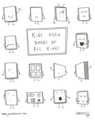 Books of All Kinds