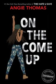 Angie Thomas on the come up