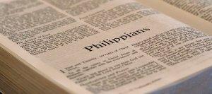 bible study, commentary, philippians, apostle paul