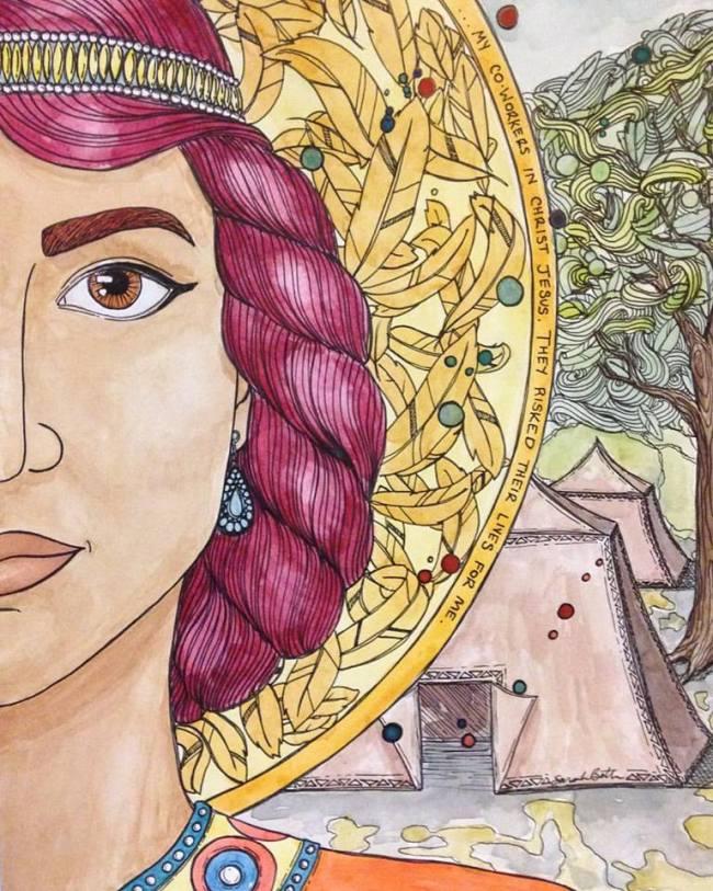 Priscilla Aquila Apollos Acts 18