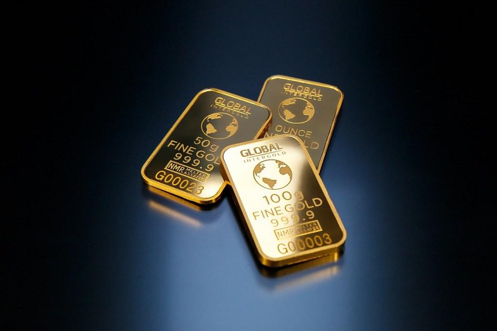 gold 1 Peter 4