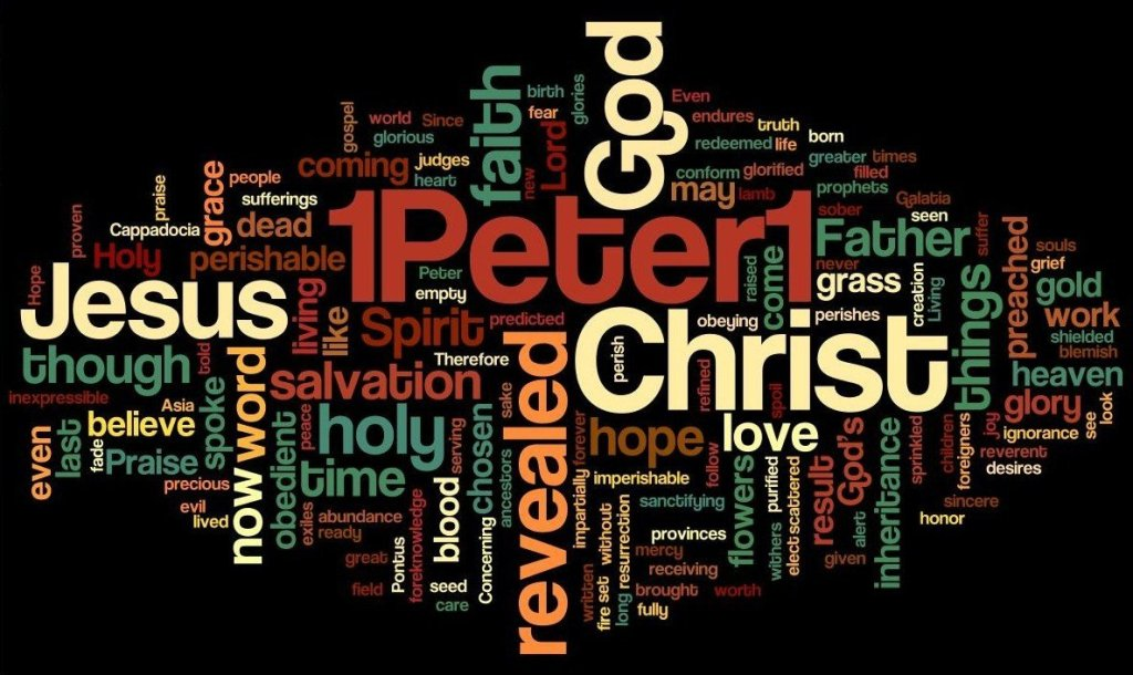 1 Peter 1:17-21 judgment redemption futility