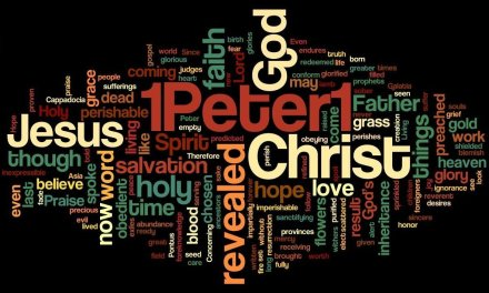 Precious Redemption – 1 Peter 1:17-21