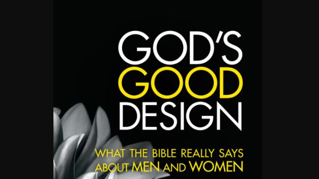 Book Review: God's Good Design by Claire Smith