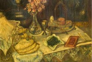 Passover meal, Jewish seder