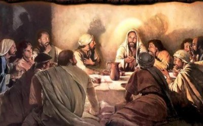 The Meal of the New Covenant