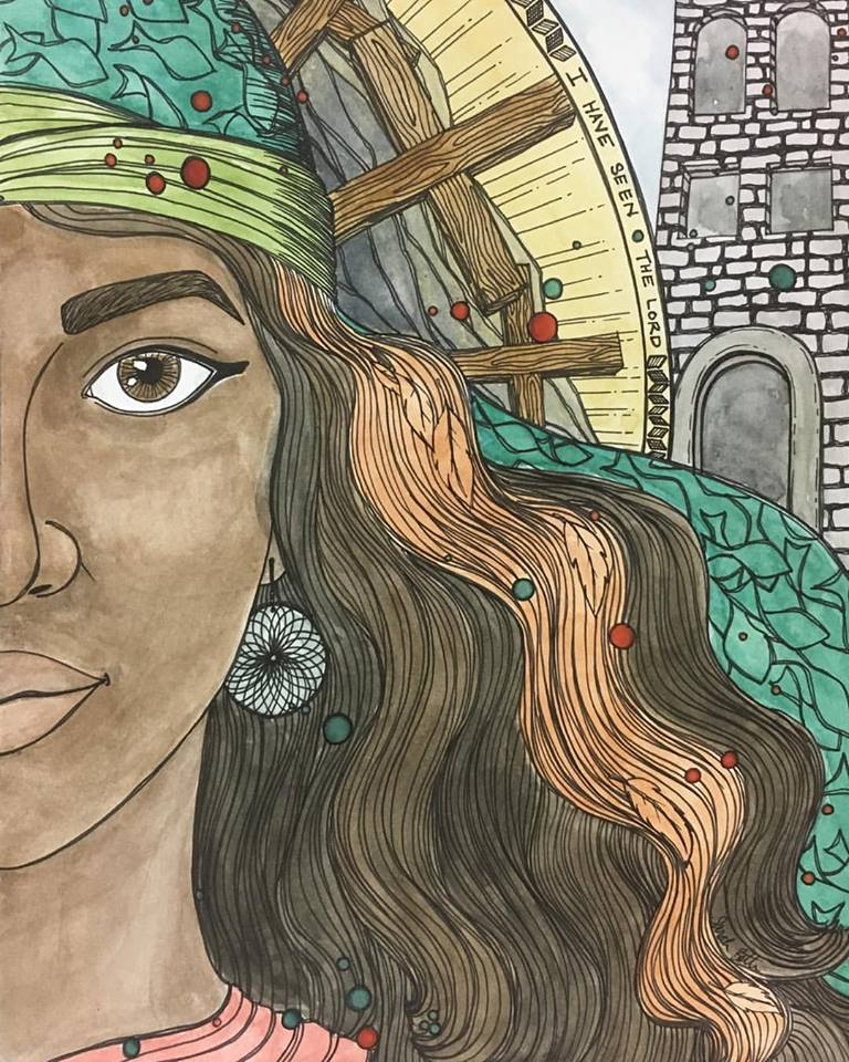 Mary the Magdalene, Bible, New Testament