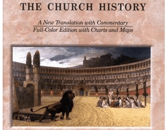 "A newer translation of Eusebius' ""Church History"""