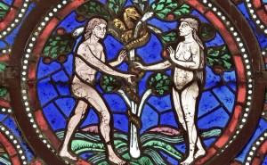 Adam and Eve forbidden fruit