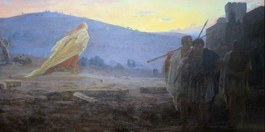 Mary magdalene martha samaritan woman theology jesus