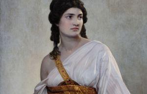 Judith, Thecla, Catherine of Alexandria