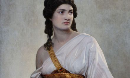 3 Legendary Ladies: Judith, Thecla, and Catherine of Alexandria