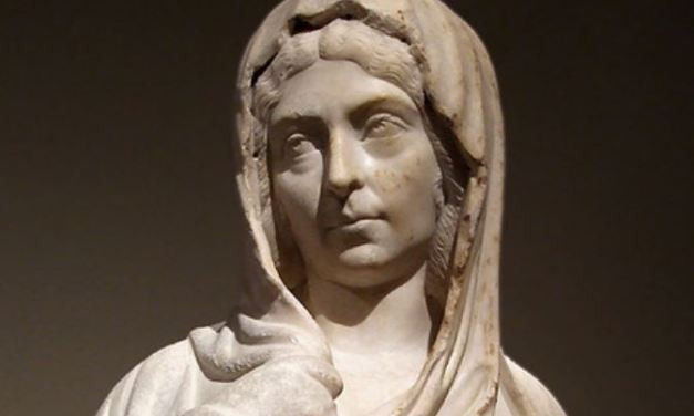Marcella of Rome: Academic, Ascetic, Almsgiver