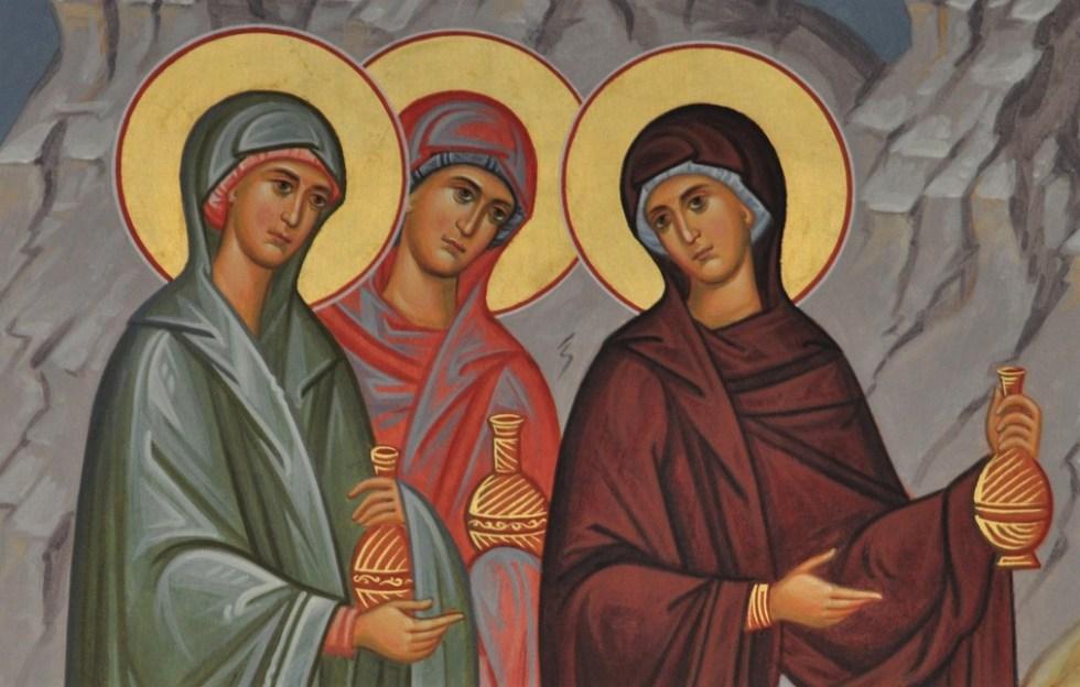 Salome in Gospels