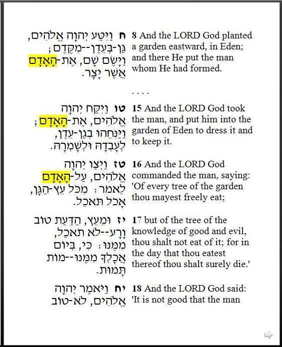 Genesis 2.15