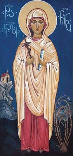 "Nino of Georgia: A Woman Evangelist ""Equal to the"