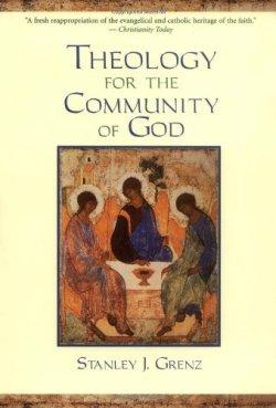 Theology books Grenz