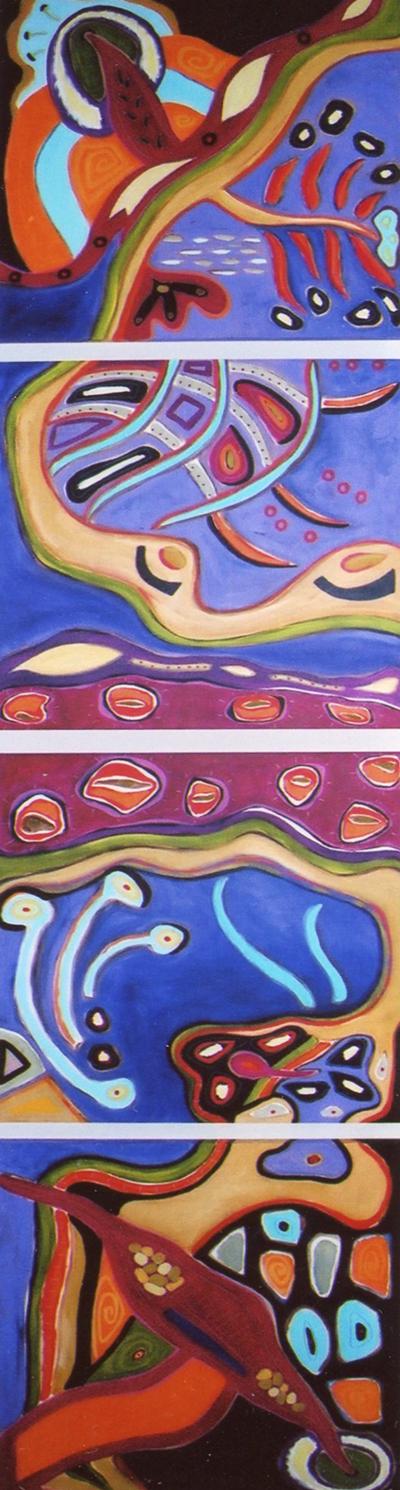 Organic, 2001