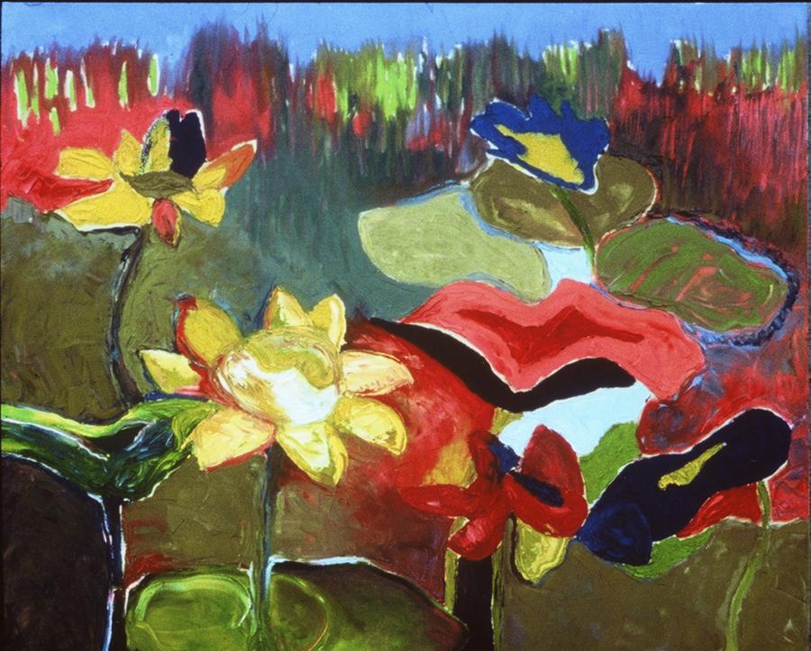 Flowers, 1986