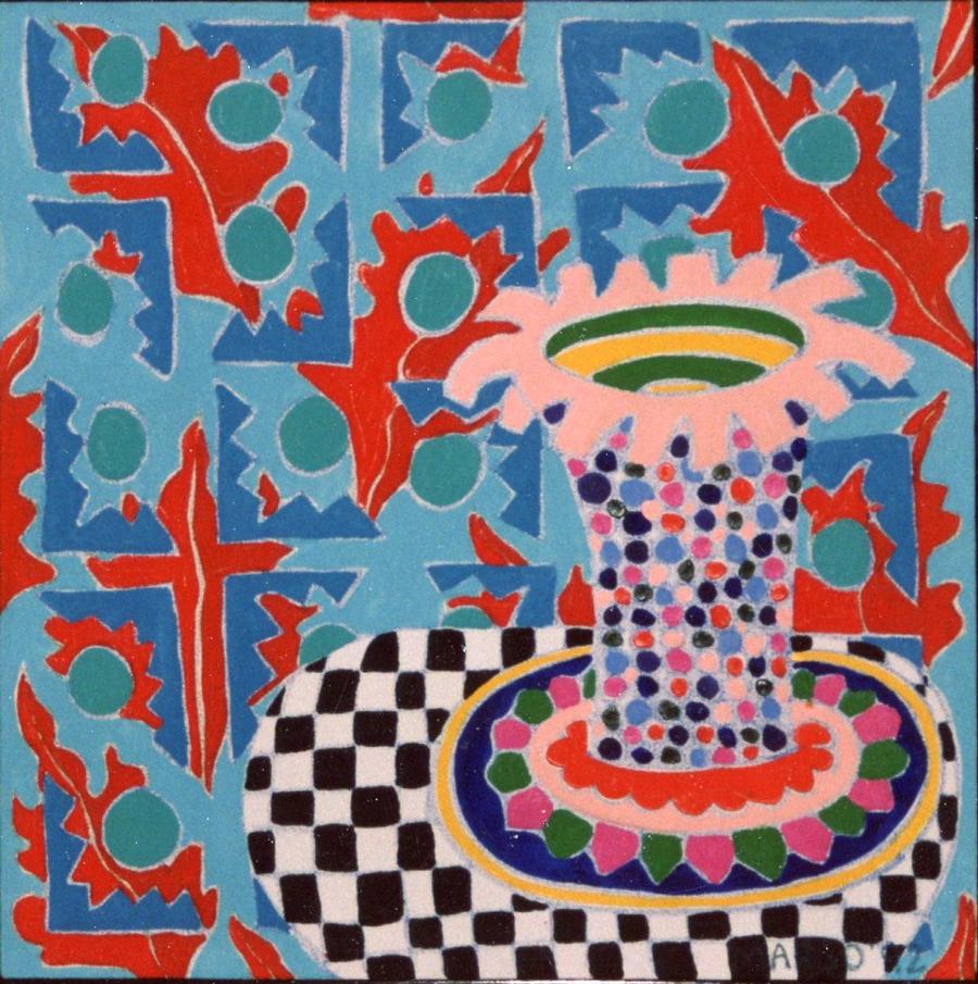 Vase, 1992