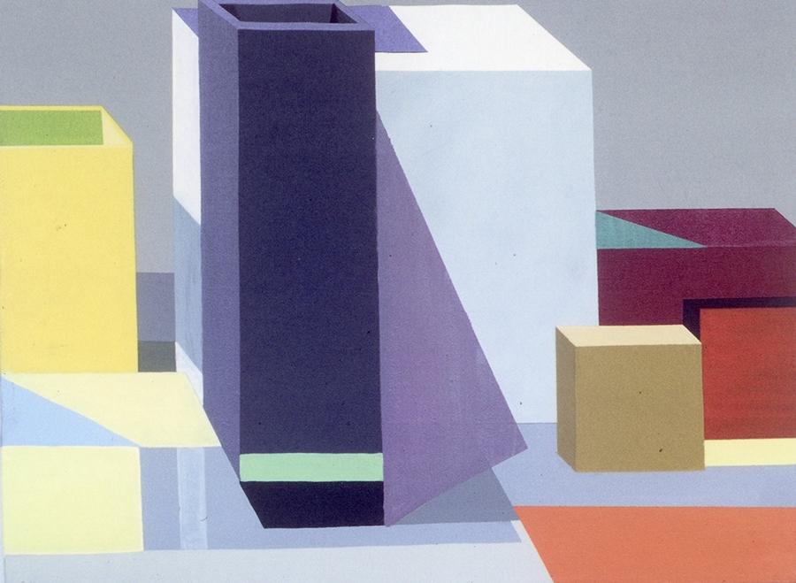 Boxes, 1983