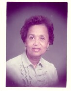 Margaret Lee Williams - my mother