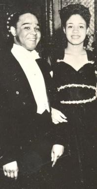 Paul Oden and Elverna Lee