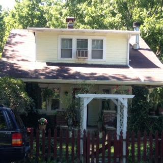 Lawrence Carter home - Carthage, Indiana - Aug 2013