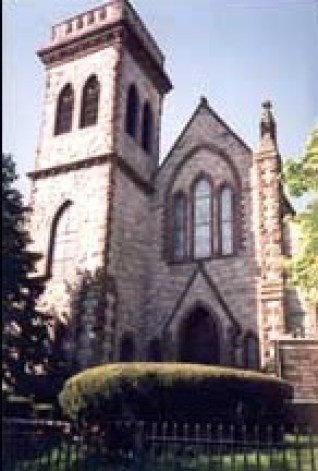 First Presbyterian sanctuary-front