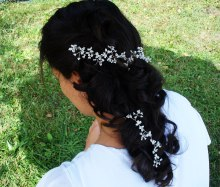 wedding-hair-accessories-white-wire-silver-pearl-vintage-rustic-handmade-vine-1