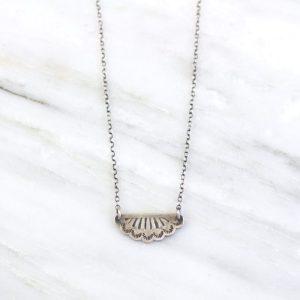 Southwest Lace Pendant Necklace Sarah Deangelo