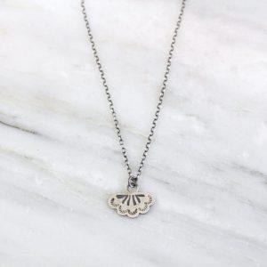 Southwest Lace Charm Necklace Sarah Deangelo
